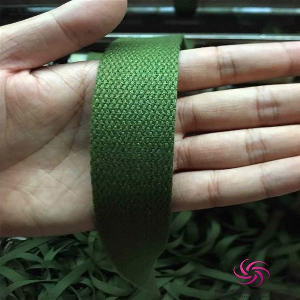 2.5CM军绿色涤棉捆绑带,编《皇家88》登陆网址